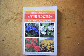 Wild Flower Reference Book