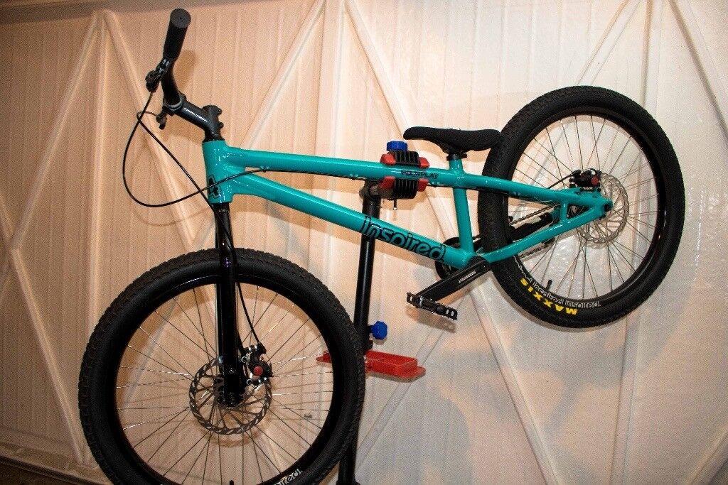 "Inspired FourPlay Trials Bike 24"""