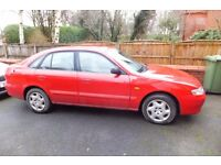 2001 Mazda 626 GXi one owner well looked after full sevice history