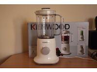Blender + smoothie + multi-mill