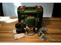 BOSCH POF 1400 ACE router - used in very good conditions