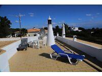 To rent Lovely 4 bedroom villa on Rocha Brava Carvoeiro, Algarve, Portugal
