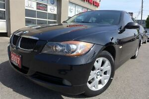 2007 BMW 328 xi, LEATHER, ROOF, CLEAN