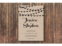 Bespoke wedding, birthday and event stationery designed for you | Invitations | RSVP | Save the date