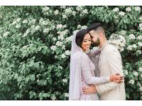 Asian Wedding Photographer & Videographer Bengali pakistani & indian weddings!