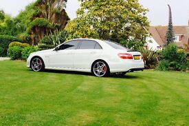 W212 E63 AMG PPP