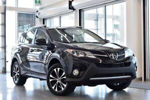 2015 Toyota RAV4 XLE / 50E ANNIVERSAIRE / TOIT / ROUES 18