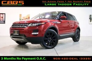 2014 Land Rover Range Rover Evoque Pure Plus| Navigation|Back Up