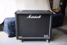 Marshall 1936V 2x12 cabinet with vintage 30s