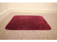 Purple soft carpet ASAP