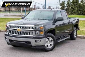 2014 Chevrolet Silverado 1500 4WD DOUBLE CAB ECRAN TACTILE, CAME