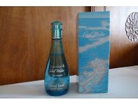 Davidoff Cool Water Coral Reef Limited Edition EDT 100ml. Sprayed twice only!
