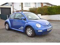 Volkswagen 1.6 Beetle, 64k