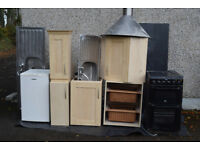 Kitchen storage and accessories from £40 or Job lot £390 *** REDUCED ***