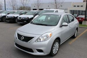 2012 Nissan Versa 1.6 SV SEDAN,  AIR, GROUPE ELECT, UN PROPRI&