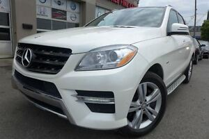2012 Mercedes-Benz M-Class ML 350 BlueTEC. Pano Roof. Running Bo