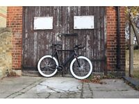 GOKU CYCLES Aluminium Alloy Frame Single speed road TRACK bike fixed gear racing bike a11