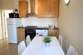 2 Bedroom Flat to Rent in Willesden NW10 - Kitchen/Diner - Furnished - Near Dollis Hill Station