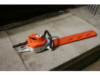 Petrol Stihl HS46c as new
