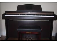 Roland Digital Piano - HP-i6. A great instrument for players of any ability.