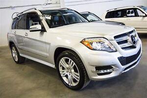 2014 Mercedes-Benz GLK250 BlueTEC 4MATIC Navi & Premium w/Drive