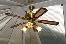 Domestic Ceiling Fan