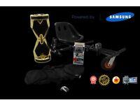 **Black Friday Special** Lambo Swegway HoverKart-Xtreme Bundle ( GoPro* HD Camera Included)