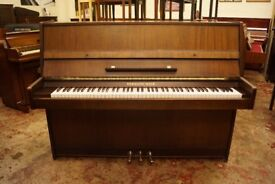 Upright piano in a modern compact style case - Tuned & UK delivery available