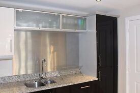 Beautiful complete ex-show home kitchen in excellent condition with solid granite worktops