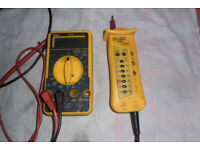 multimeter and continuity meter robin and smiths electronics