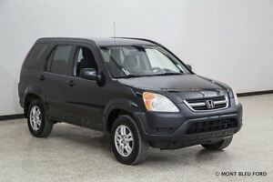 2003 Honda CR-V EX/4X4   ***SOLD AS TRADED/ONTARIO CAR***
