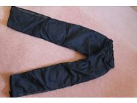 Ladies Size 10 Motorbike Trousers