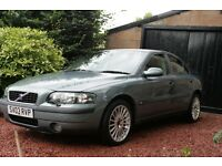Volvo S60 2.0T Sport 4d Automatic (2003) - 45,736 miles GENUINE