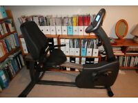 Vision Fitness R1500 Recumbent Exercise Bike