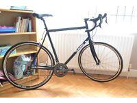 Custom Condor Acciaio road bike