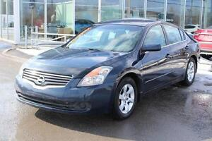 2008 Nissan Altima 2.5S*AC*CRUISE*SIEGES CHAUFF*AUX*CD MP3