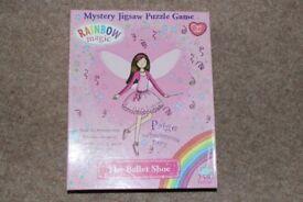 Rainbow Magic Mystery Jigsaw Puzzle Game