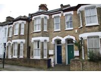 Cheap three double bedroom Victorian house to rent close to Clapham Junction BR Station.