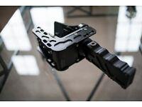 Nebula 4000 Lite one-handed gimbal for DSLR/mirrorless cameras