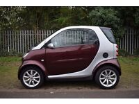 Smart for two Passion 0.7 Automatic Passion 2007, 3dr AC, low mileage 46k perfect condition!!!