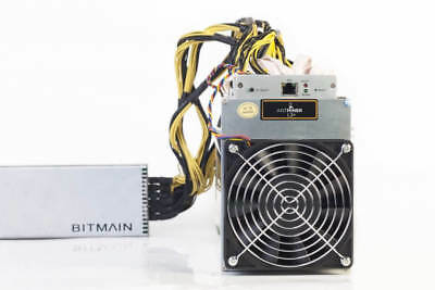 Antminer L3+ Overclocked 570-700MH/s! 1Hr Rent Try Before You Buy Not S9 D3 A3