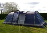 Outwell Colarado V111 family tunnel tent and awning