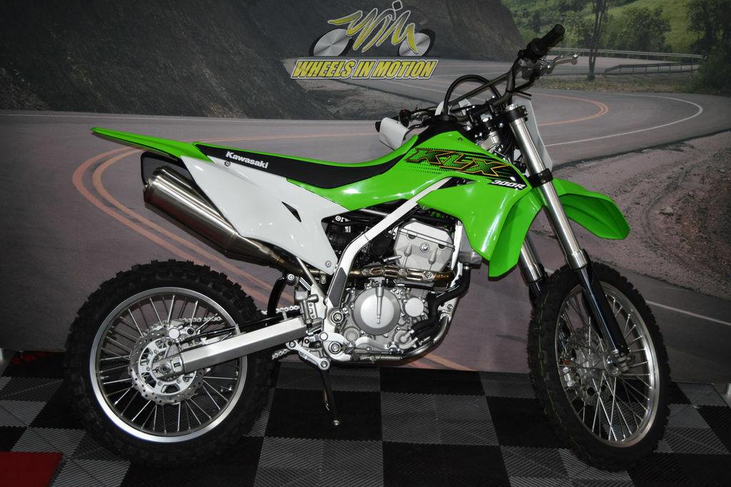 Picture of A 2020 Kawasaki KLX®300R