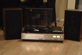 SONY DIRECTDRIVE RECORDPLAYER/CASSETTE/RADIO250W CANBE SEENWORKING