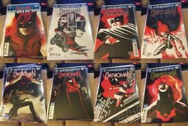 DC Universe Rebirth Batwoman Perfect Condition Issues 0-11