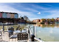 Full time pastry chef required for busy Bristol harbourside restaurant + bar