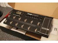 Line 6 line6 pod hd500 expression pedal with manual, box, etc.