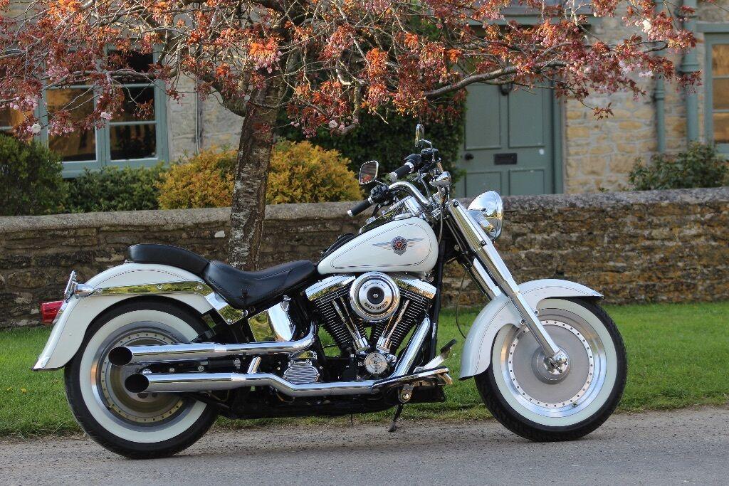 Harley Davidson Fat Boy  Cc