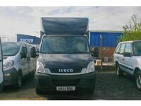 IVECO DAILY 355 13 AUTOMATIC BOX VAN – 61-Reg