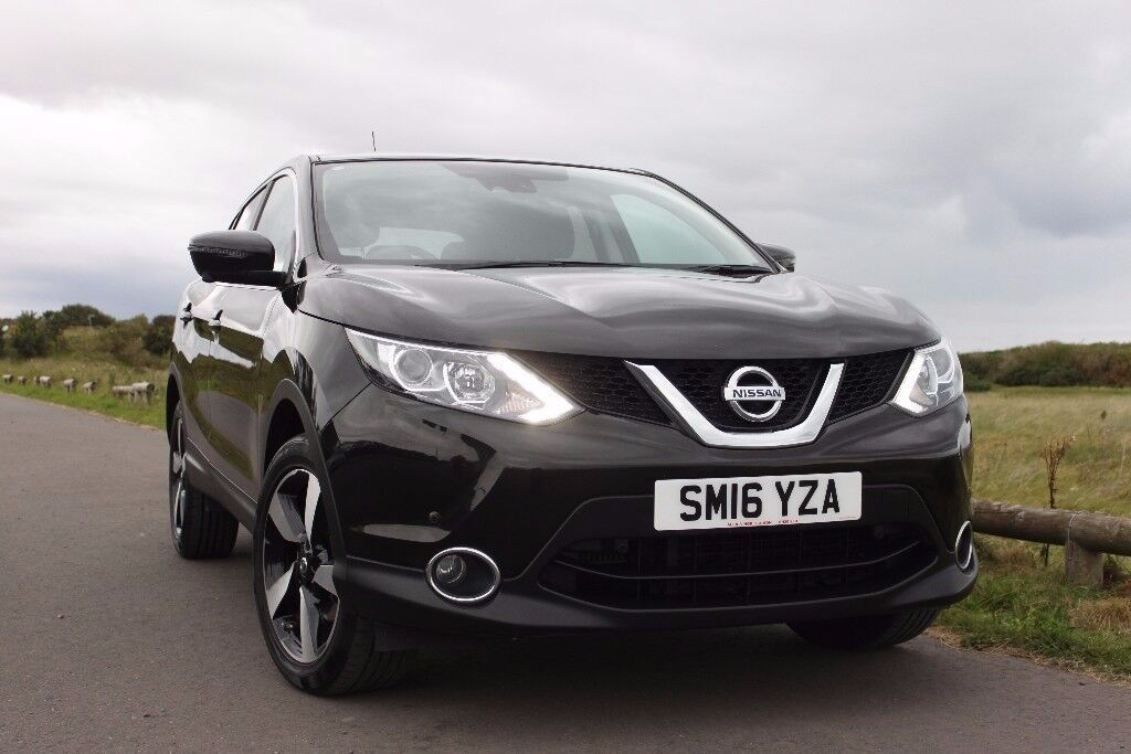 nissan qashqai 1 5 dci n connecta metallic black 18 inch. Black Bedroom Furniture Sets. Home Design Ideas